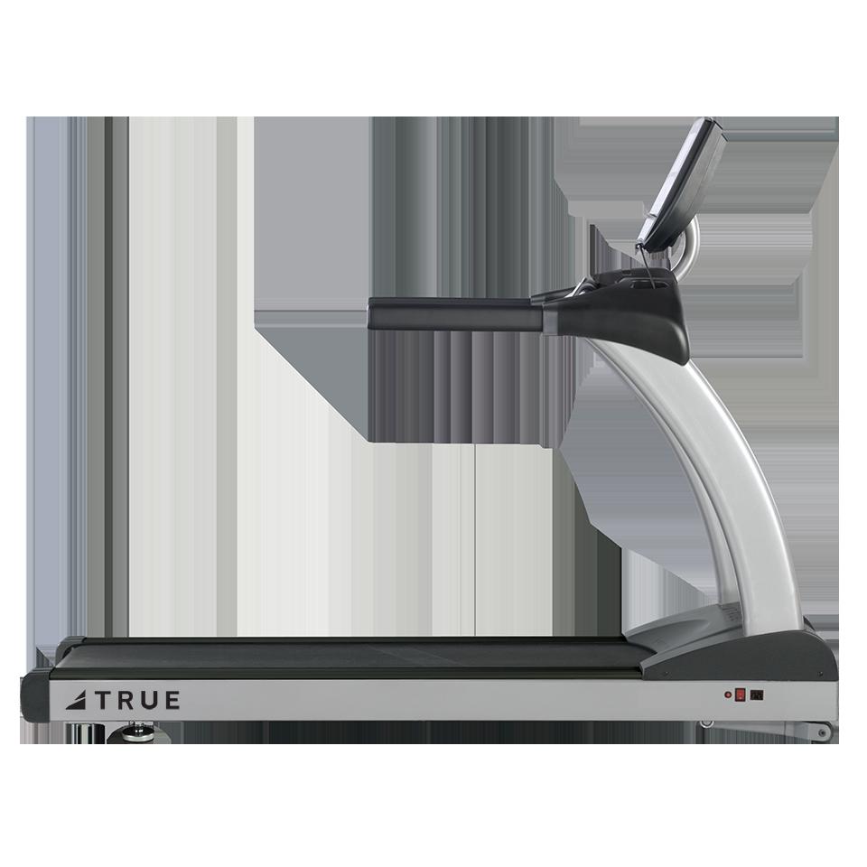 Side view of TRUE 200 Treadmill