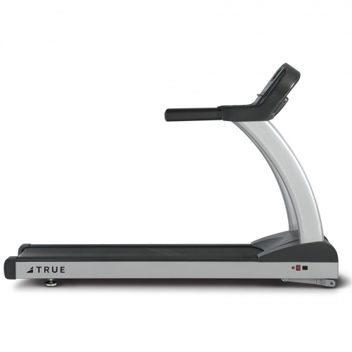 Side view of TRUE PS900 Treadmill