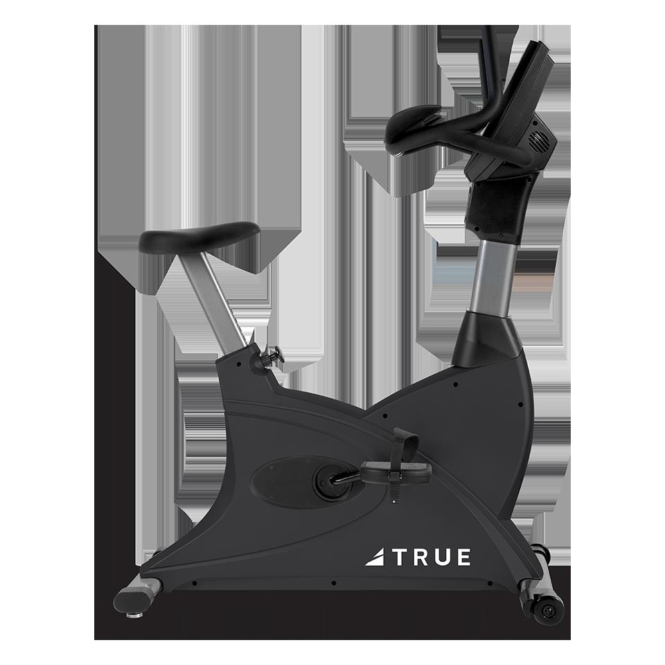 Side view of TRUE 200 Upright Bike