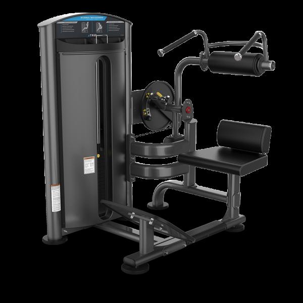 Ab Back Strength Machine