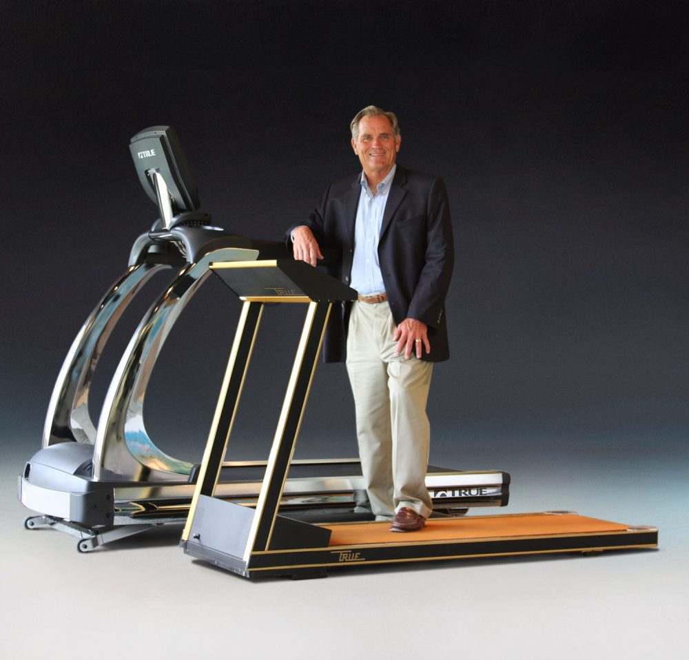 True Fitness history. Old to new treadmills.