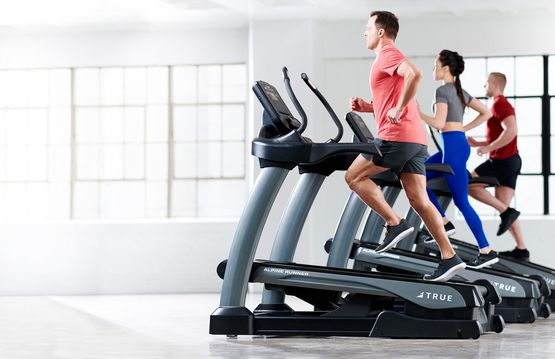 TRUE Fitness ellipticals are part of our commercial fitness equipment.