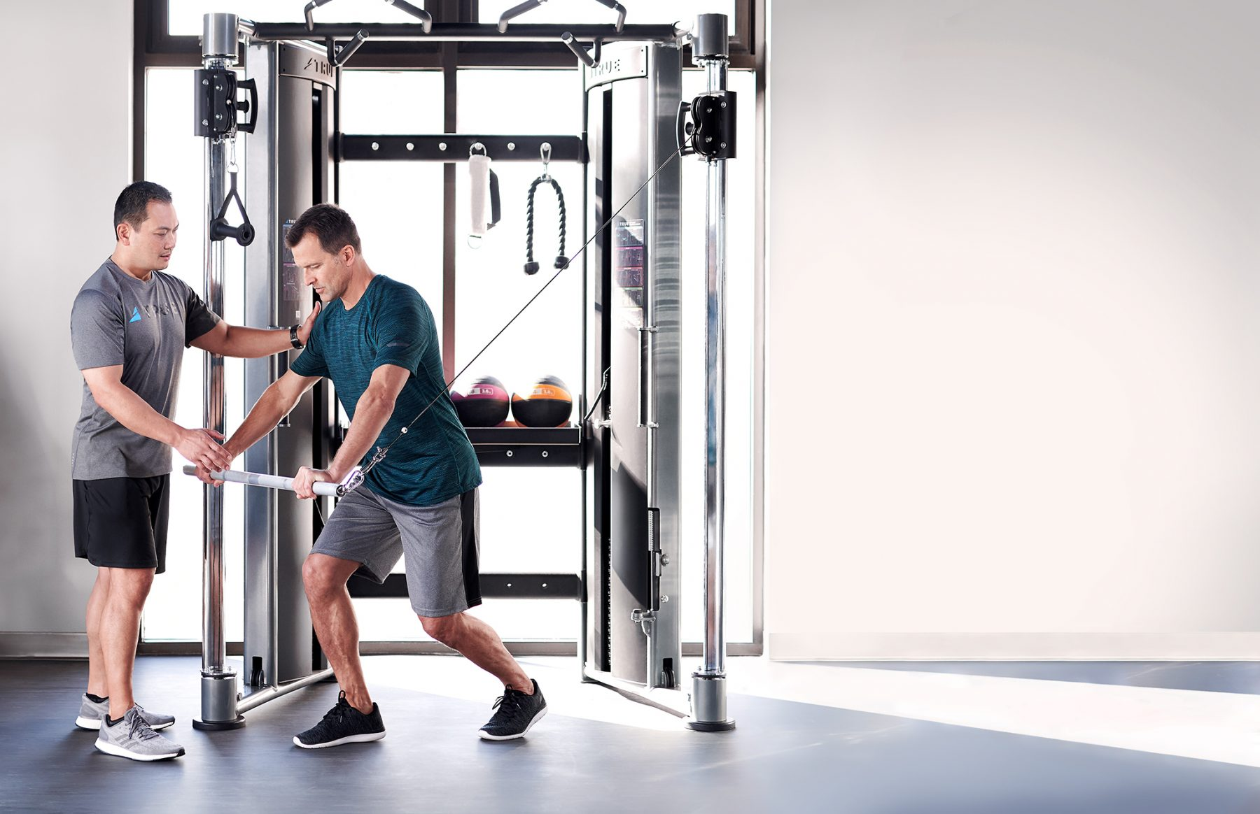 Our commercial fitness equipment is for everyone.