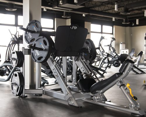 True performance & reliability with our strength machines.