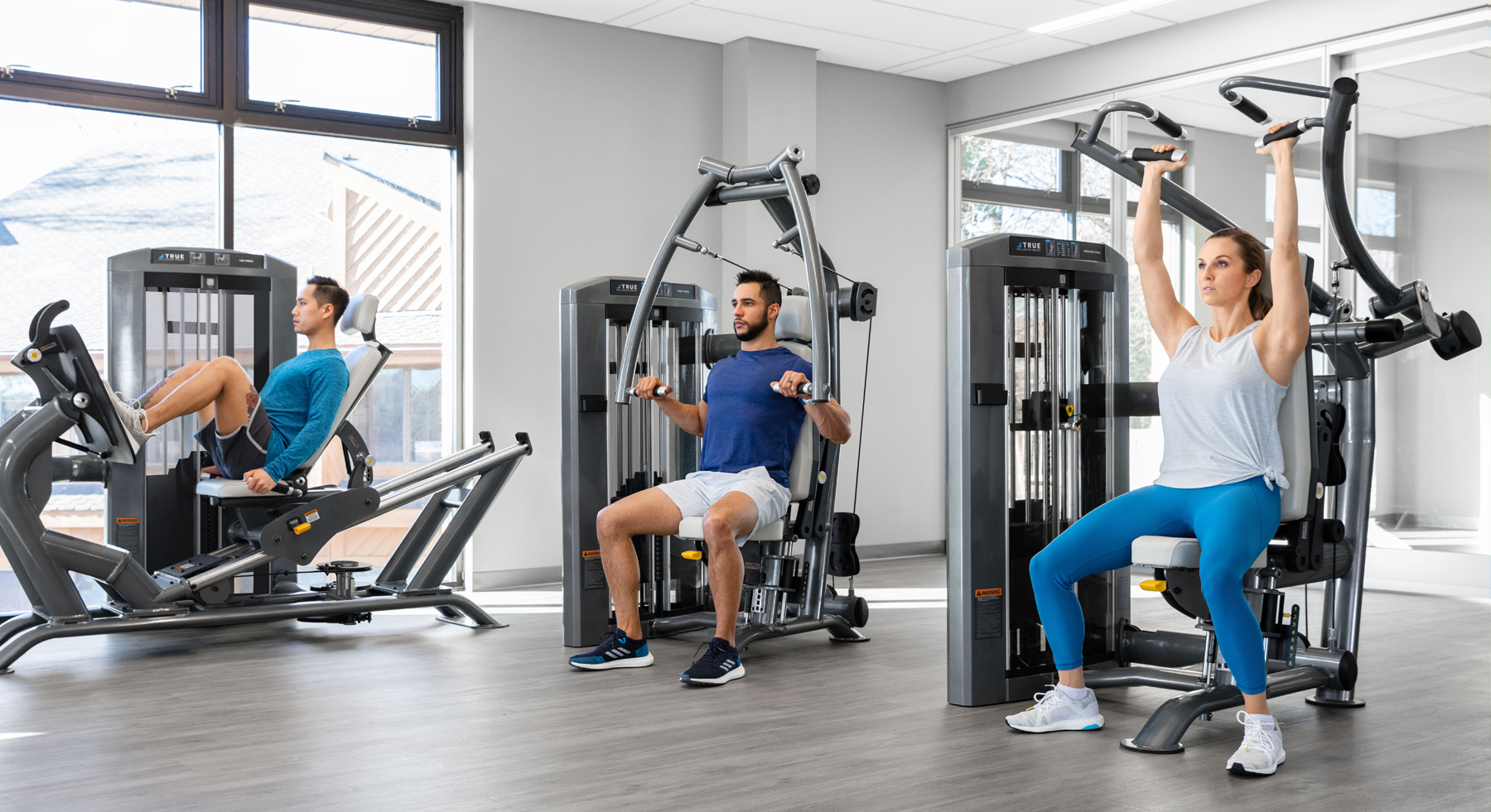 Commercial Strength Equipment For Your Facilities.