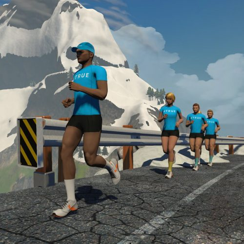 TRUE Treadmill Event Series 2021