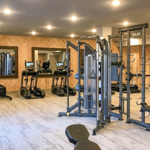 Aspire at Grand Canyon Gym with Weight Machines
